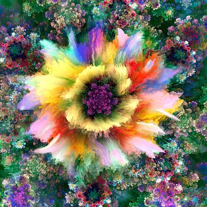 magic fairy flower - gettyimageskorea