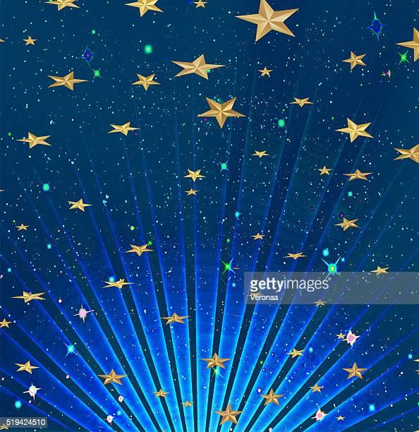 magic light - jackpot stock illustrations, clip art, cartoons, & icons
