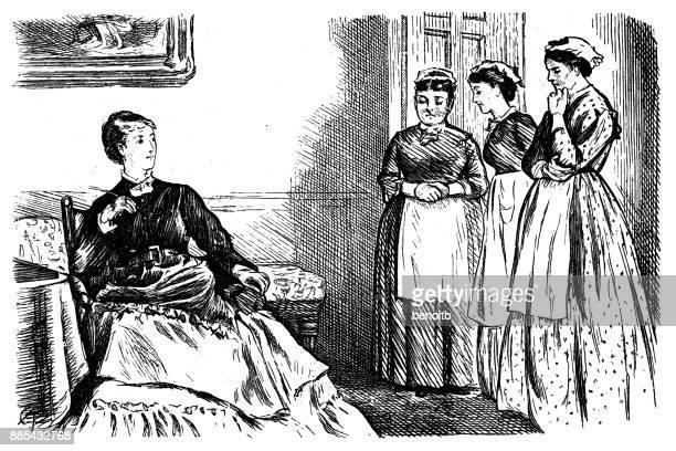 Maids help