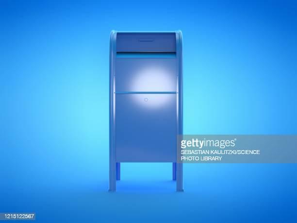 mailbox, illustration - simplicity stock illustrations