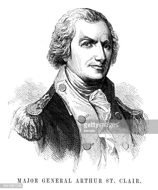 Major General Arthur St. Clair
