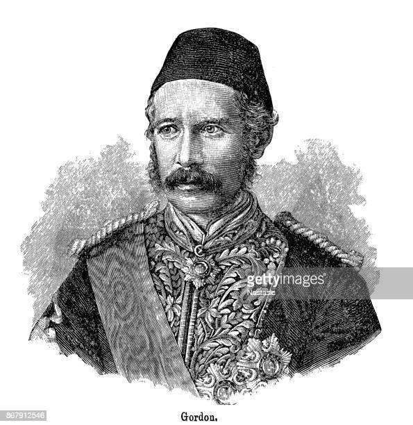 Major-General Charles George Gordon CB (28 January 1833 – 26 January 1885), also known as Chinese Gordon, Gordon Pasha, and Gordon of Khartoum