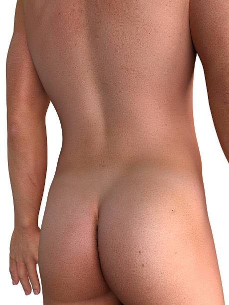 Male Back, Artwork Wall Art