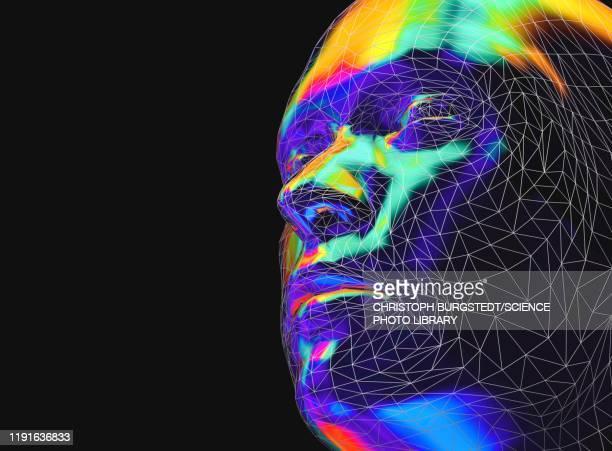 male face, illustration - male likeness stock illustrations