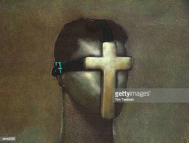 Man Blinded by Religion