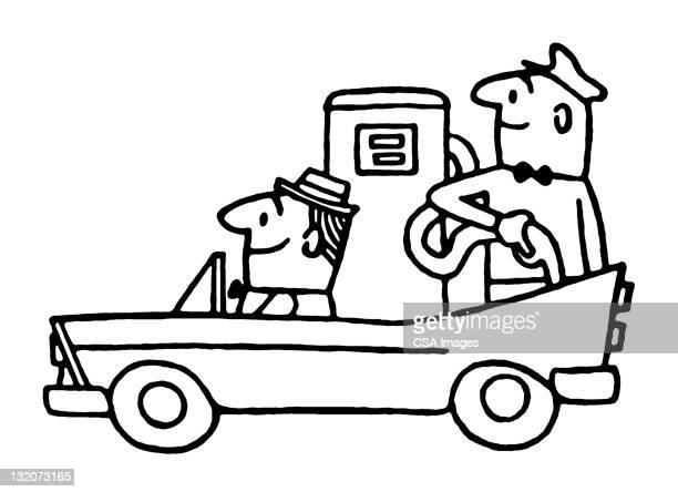 Homem a gasolina