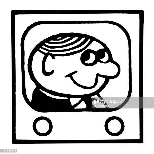 Man on Television