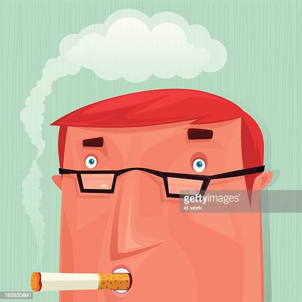 男性喫煙)