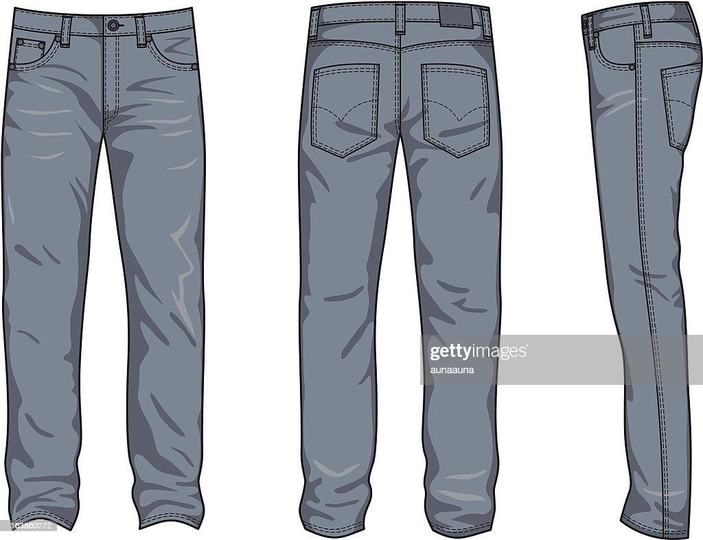 Man's jeans