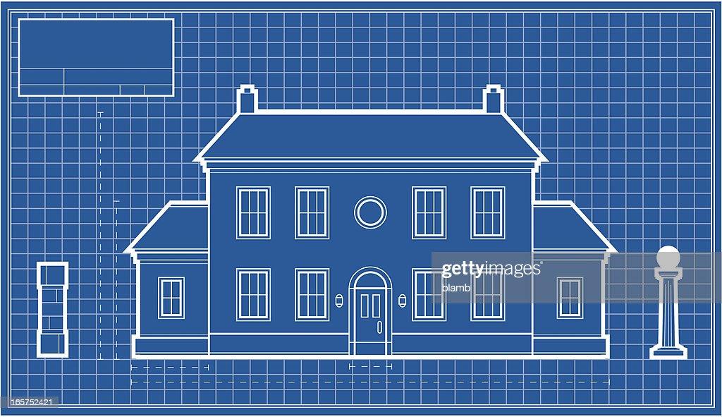 Mansion Blueprint