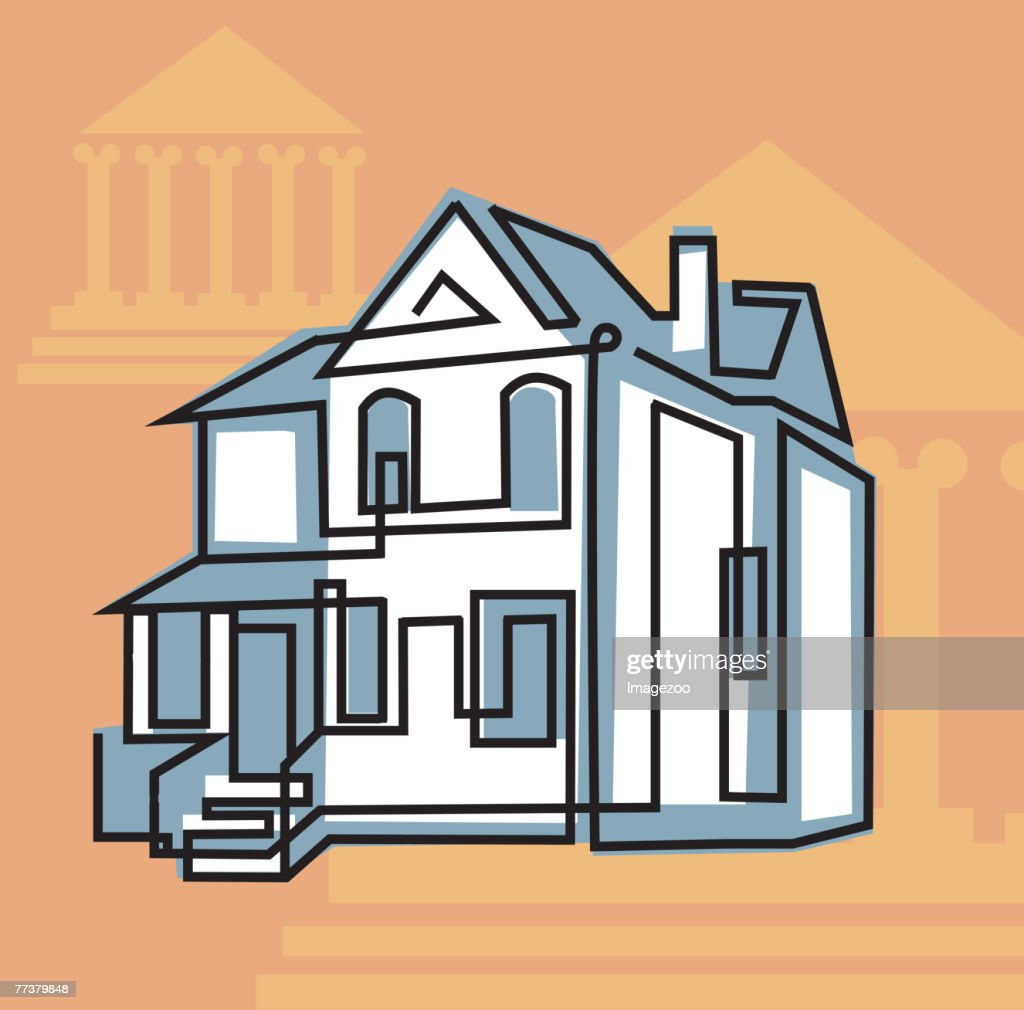 Mansion : Illustration