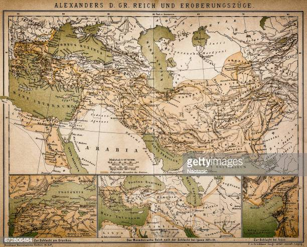map of alexander's empire and conquests - us military stock illustrations, clip art, cartoons, & icons