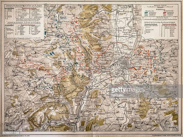 map of metz - lorraine stock illustrations, clip art, cartoons, & icons