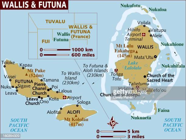 map of wallis and futuna. - tuvalu stock illustrations, clip art, cartoons, & icons