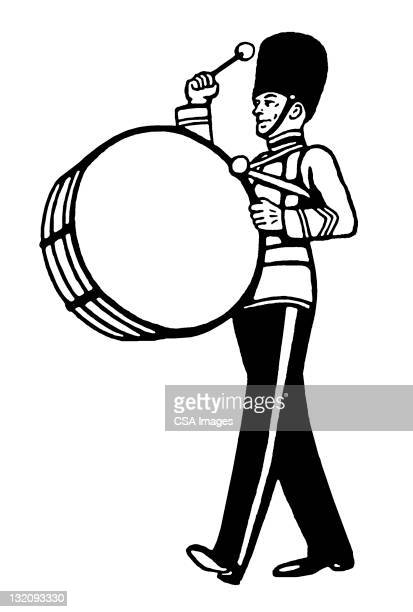 60 Top Drummer Stock Illustrations, Clip art, Cartoons ...