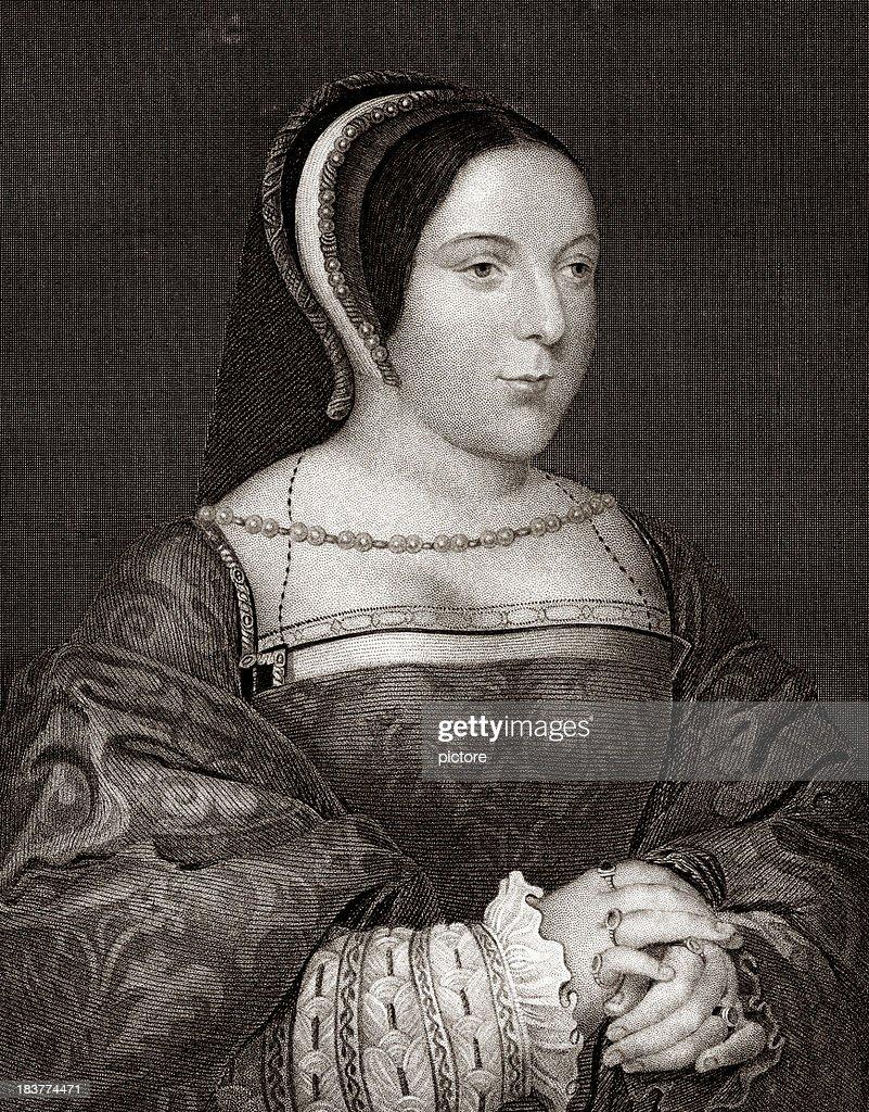 Margaret Tudor (XXXL) : stock illustration