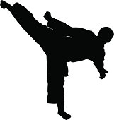 Martial Arts Sidekick