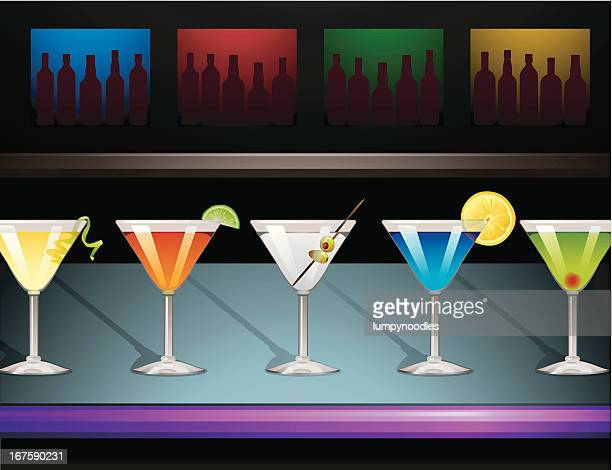 37 Manhattan Cocktail High Res Illustrations Getty Images