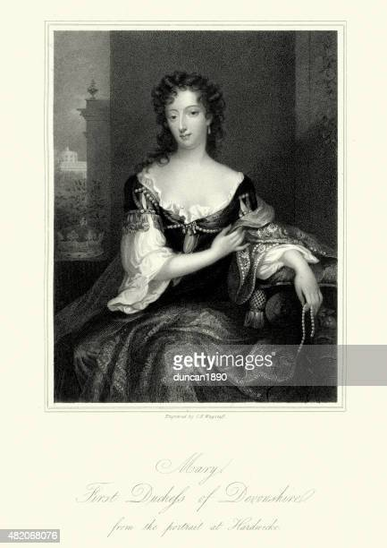 Mary Cavendish, Duchess of Devonshire