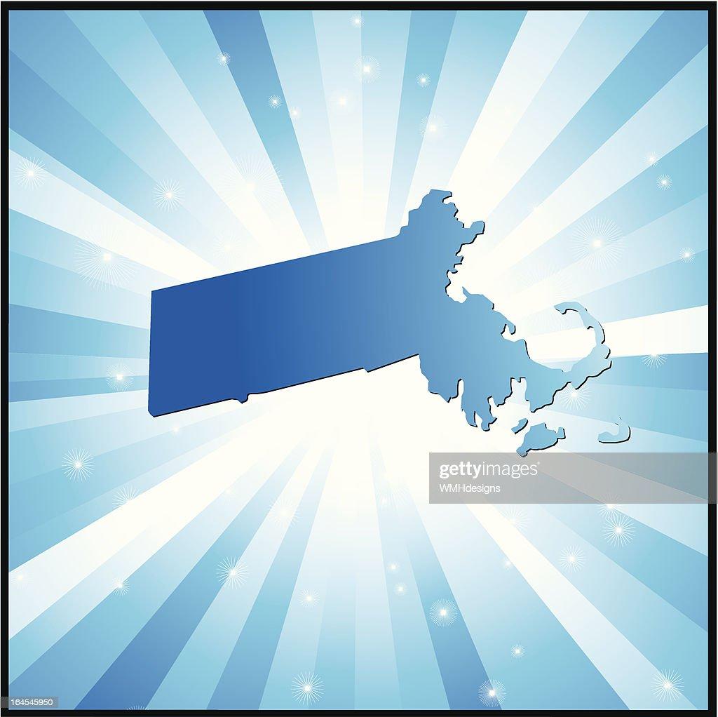 Massachusettes Blue