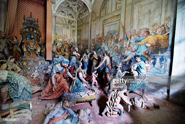 massacre of the innocents chapel - chapel stock illustrations, clip art, cartoons, & icons