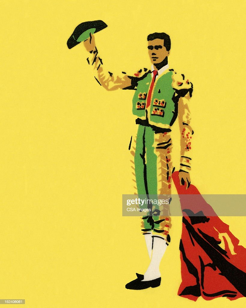 Matador : stock illustration