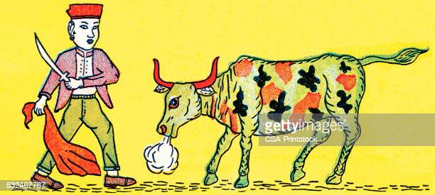 ilustraciones, imágenes clip art, dibujos animados e iconos de stock de torero - toreo