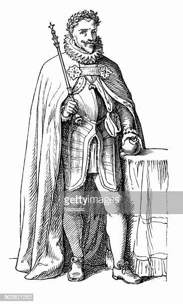 Matthias of Austria (24 February 1557 - 20 March 1619)