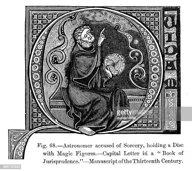 Medieval astrónomo
