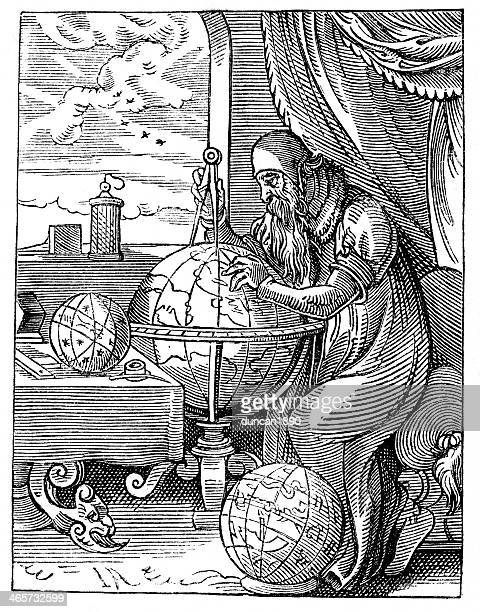 Medieval Astronomer