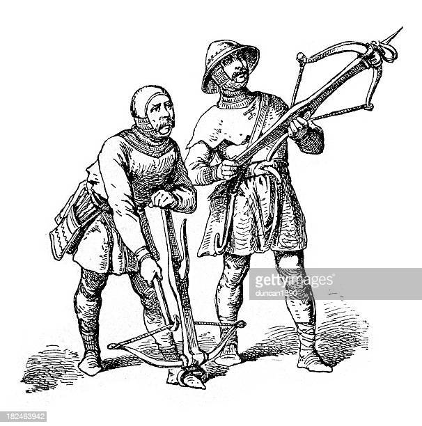 Medieval Crossbow Archers