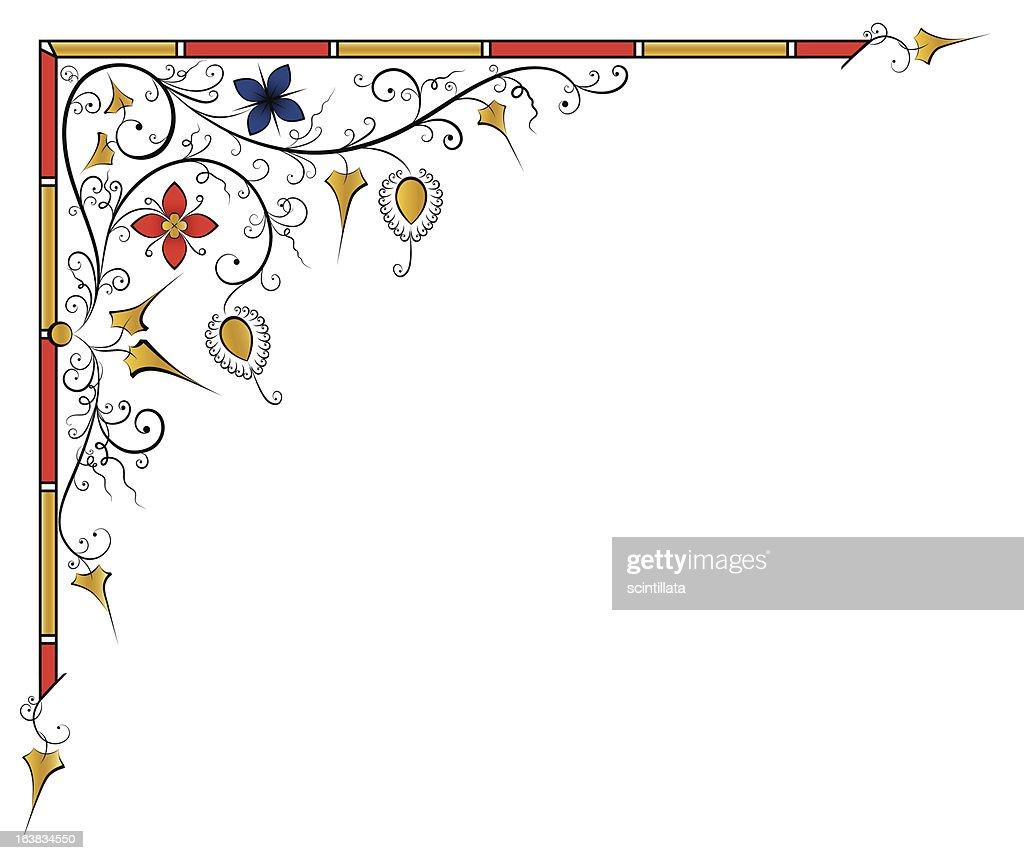 Medieval page design