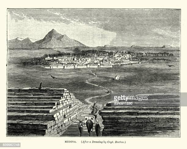 Medina, Saudi Arabia, 19th Century