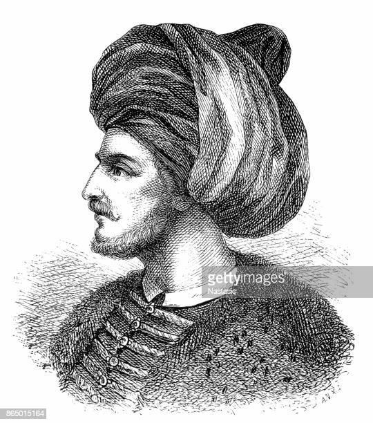 "Mehmed II (1432 – 1481), ""the Conqueror"", Fatih Sultan Mehmet, Sultan of the Ottoman Empire"