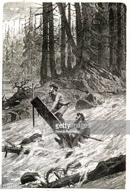 Men Surviving the Nitinat River
