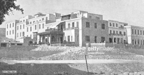 Mena House in Cairo, Egypt - Ottoman Empire