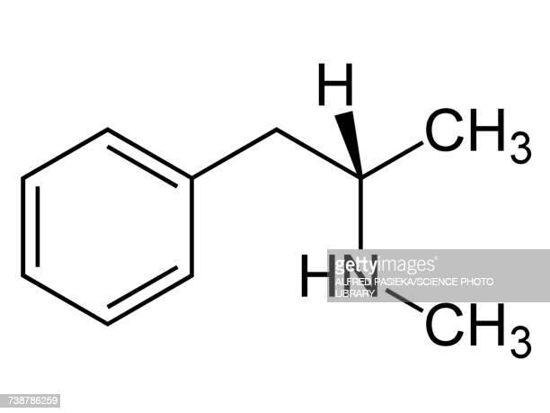 methamphetamine crystal meth molecule - methamphetamine stock illustrations, clip art, cartoons, & icons