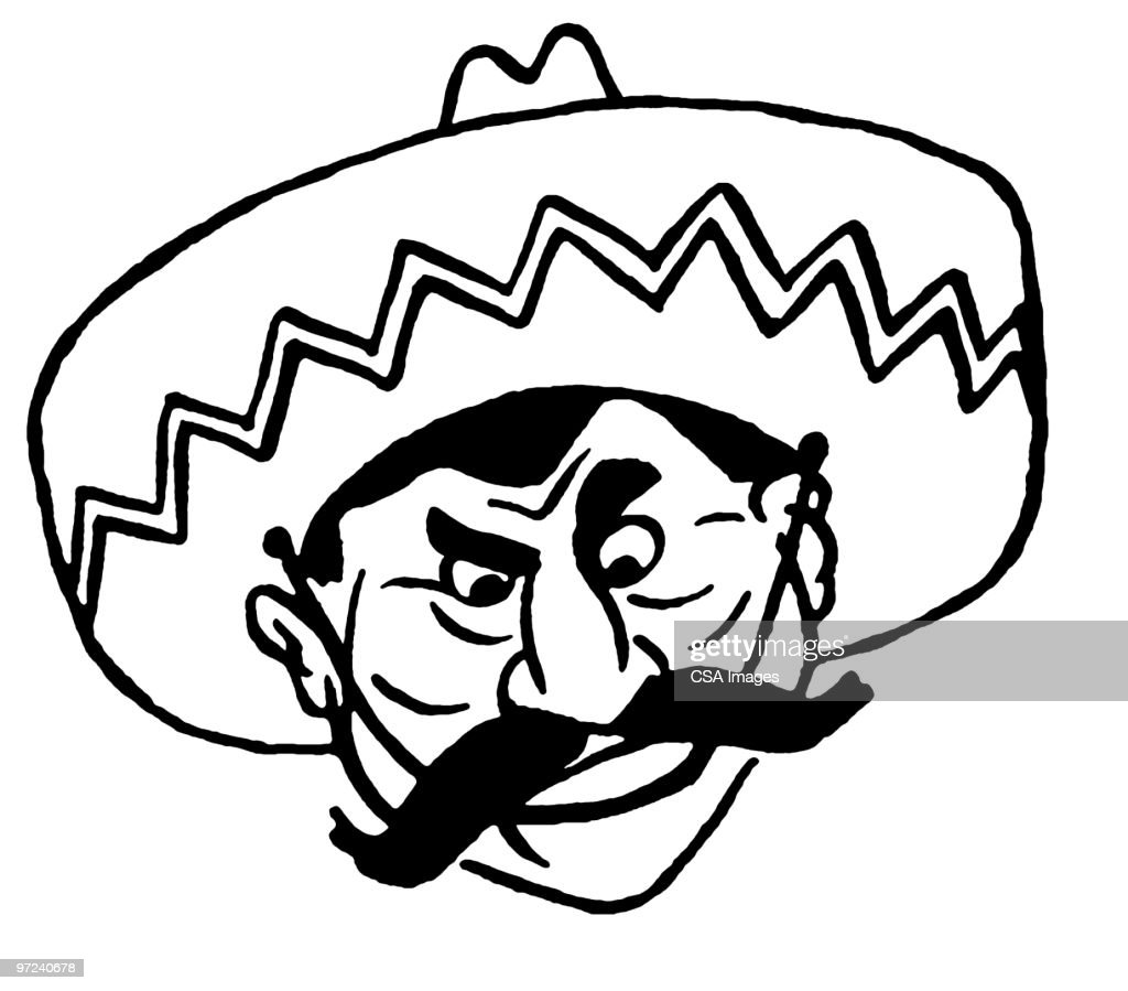Mexican : Stock Illustration