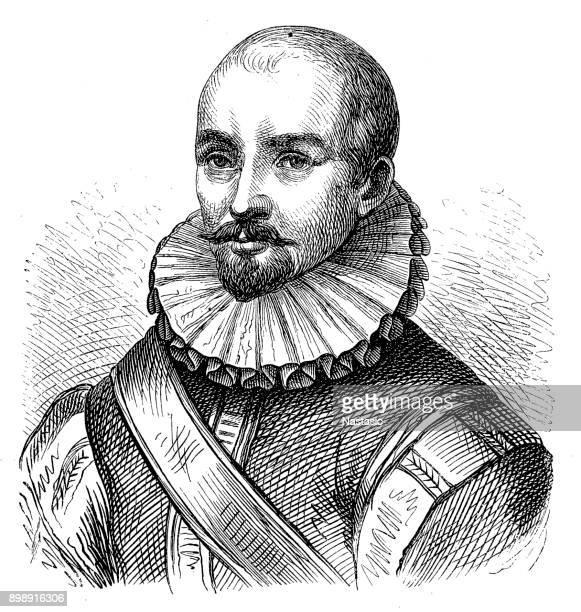 Michel de Montaigne (1533-1592), French philosopher