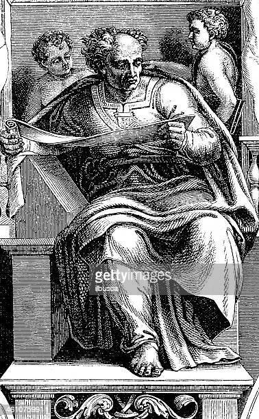 Michelangelo's Prophet Gioele