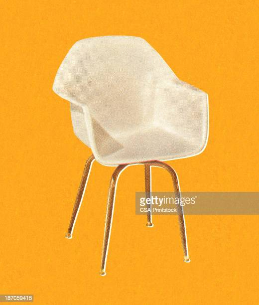 Mid siècle fauteuil