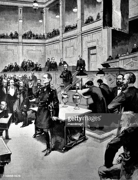 military court - 1887 stock illustrations, clip art, cartoons, & icons