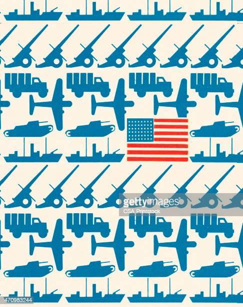 USA military pattern