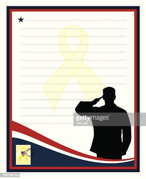 Military Soldier Page