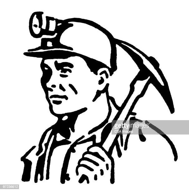 miner - 掘る点のイラスト素材/クリップアート素材/マンガ素材/アイコン素材