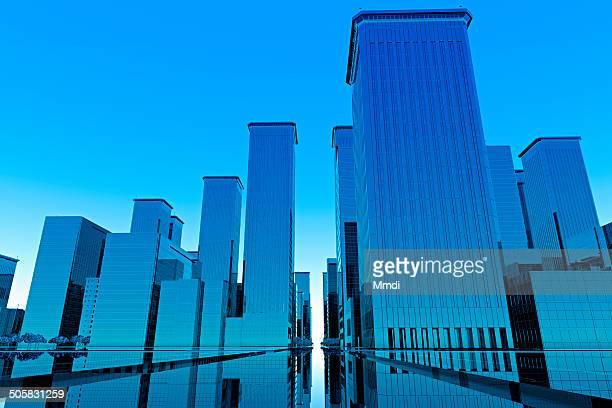 Mirror Buildings