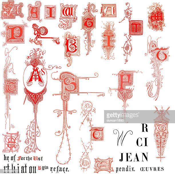 miscellaneous letters - pejft 幅插畫檔、美工圖案、卡通及圖標