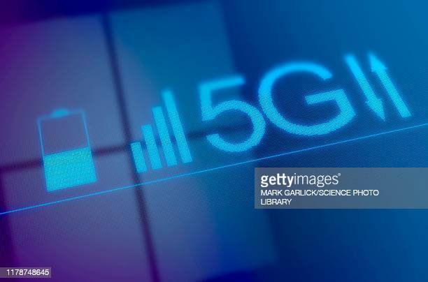 illustrazioni stock, clip art, cartoni animati e icone di tendenza di 5g mobile network, illustration - 5g