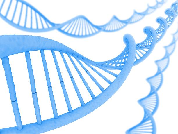 DNA Molecules, Artwork Wall Art