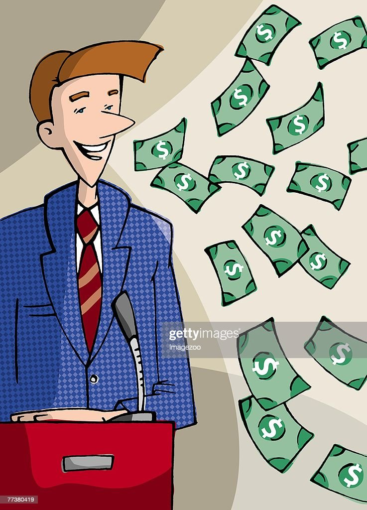money talks : Illustration
